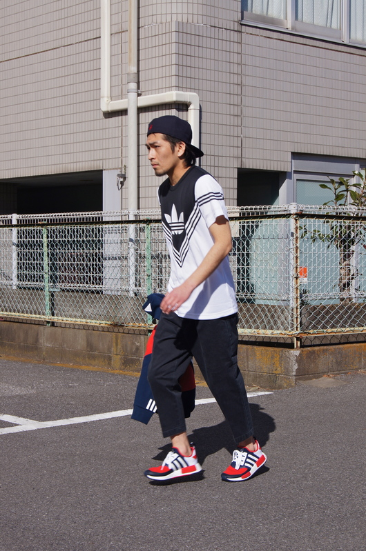 adidas Originals by White Mountaineering 1st Styling._f0020773_20423973.jpg