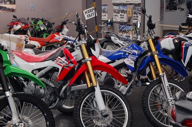 スタッフによるオフロードバイク・どれがオススメ?~足つき比較~_d0099181_13224177.jpg