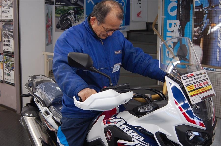 スタッフによるオフロードバイク・どれがオススメ?~足つき比較~_d0099181_13254727.jpg