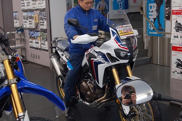 スタッフによるオフロードバイク・どれがオススメ?~足つき比較~_d0099181_15364287.jpg