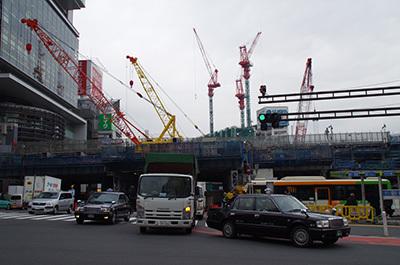 1月20日(金)今日の渋谷109前交差点_b0056983_14102865.jpg