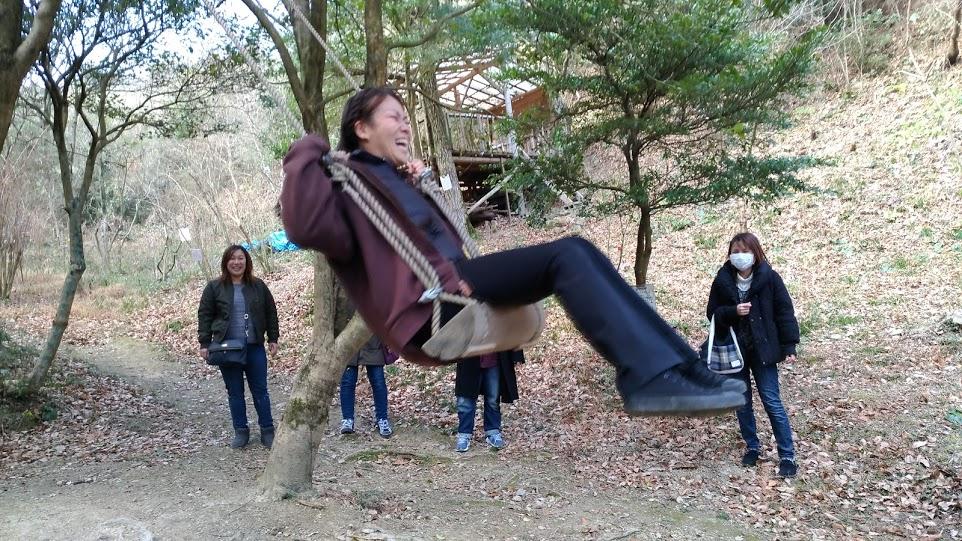 みさき里山クラブ定例活動日・・・孝子の森  by  (ナベサダ)_f0053885_19202336.jpg