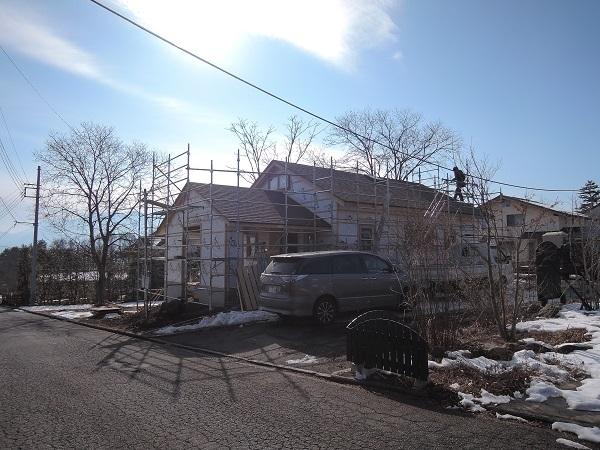 小淵沢S井さん邸の現場より 12_a0211886_20394119.jpg