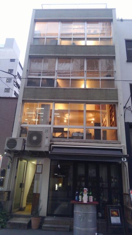 熊谷峻さんの展示1_f0351305_16053123.jpg