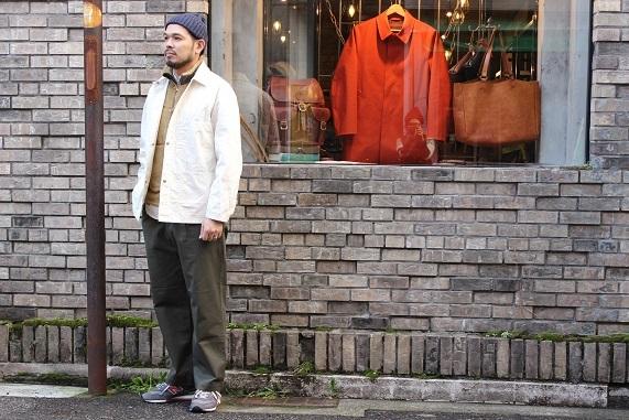 ファッションブランドの定番「orSlow (オアスロウ)」春物第1弾ご紹介!_f0191324_08244777.jpg