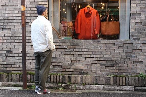 ファッションブランドの定番「orSlow (オアスロウ)」春物第1弾ご紹介!_f0191324_08245526.jpg