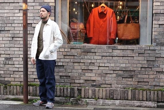 ファッションブランドの定番「orSlow (オアスロウ)」春物第1弾ご紹介!_f0191324_08254514.jpg