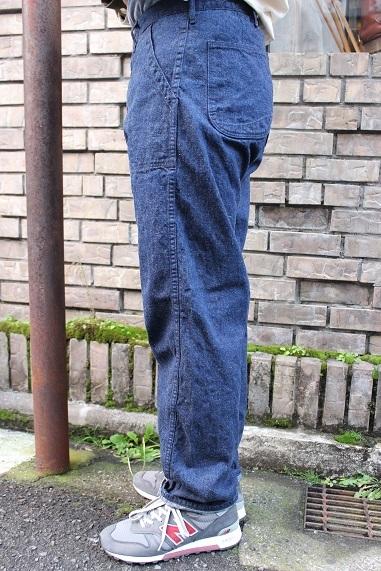 ファッションブランドの定番「orSlow (オアスロウ)」春物第1弾ご紹介!_f0191324_08260187.jpg