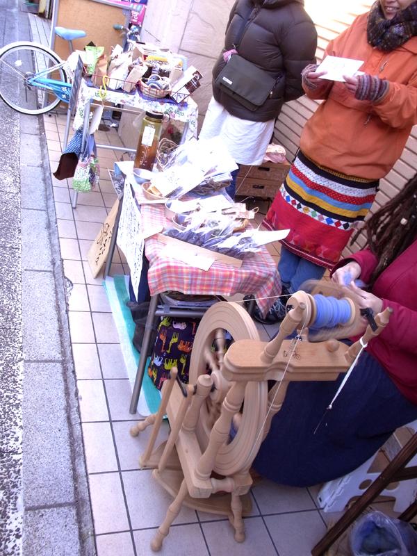1/15 松陰神社通りのみの市ありがとうございました_d0156336_22132738.jpg