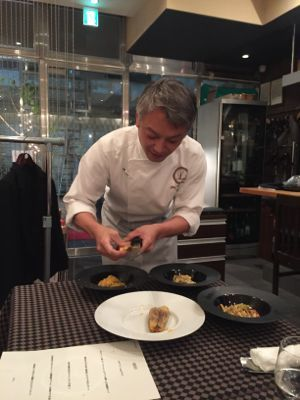 イタリアンレストラン「ラーゴ」@帝塚山_d0136540_03194575.jpg