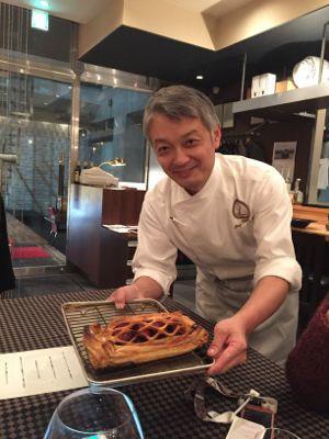 イタリアンレストラン「ラーゴ」@帝塚山_d0136540_03241735.jpg