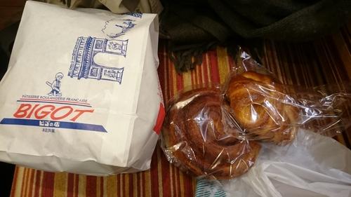 「玲子叔母さんとビゴのパン」_a0075684_2131065.jpg