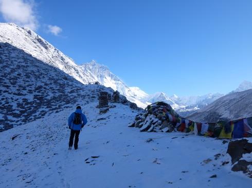 11日目: trekking day9 ディンポチェ(Nangkar Tshang)_a0207588_17094850.jpg