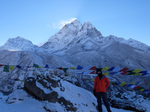 11日目: trekking day9 ディンポチェ(Nangkar Tshang)_a0207588_17100335.jpg