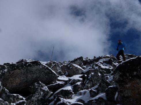 11日目: trekking day9 ディンポチェ(Nangkar Tshang)_a0207588_17104857.jpg