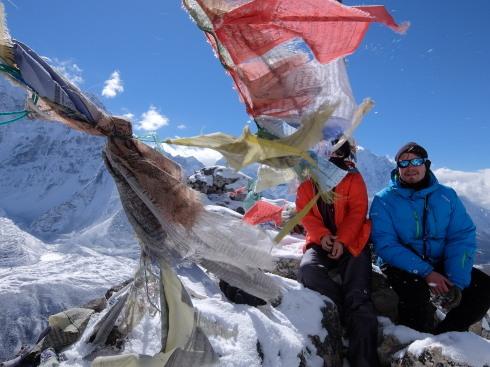 11日目: trekking day9 ディンポチェ(Nangkar Tshang)_a0207588_17115629.jpg