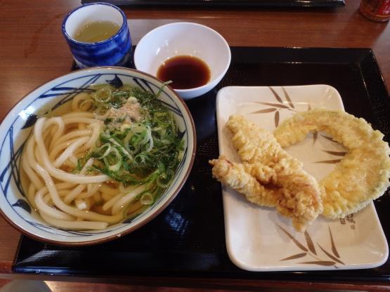 丸亀製麺       御影塚町店_c0118393_12535582.jpg
