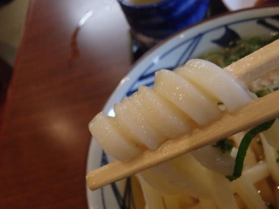 丸亀製麺       御影塚町店_c0118393_14215953.jpg