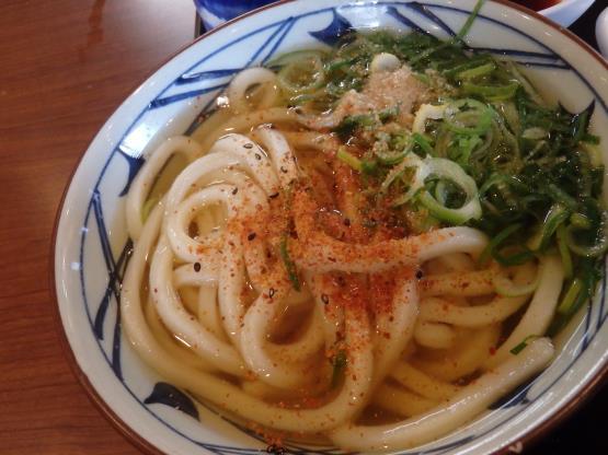 丸亀製麺       御影塚町店_c0118393_14232056.jpg