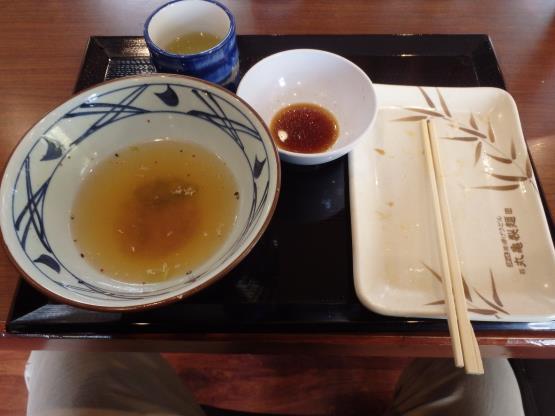 丸亀製麺       御影塚町店_c0118393_14351142.jpg