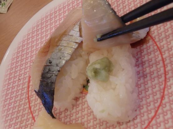 かっぱ寿司       中山寺店_c0118393_16374212.jpg