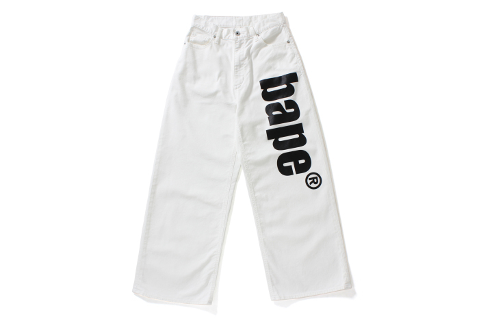 BAPE WIDE PANTS_a0174495_17541675.jpg