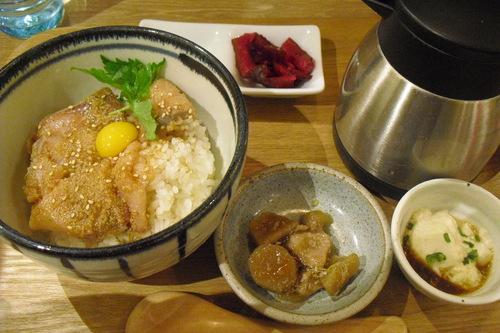 こめらく ニッポンのお茶漬け日和 『ぶりのあつ飯』_a0326295_16375418.jpg