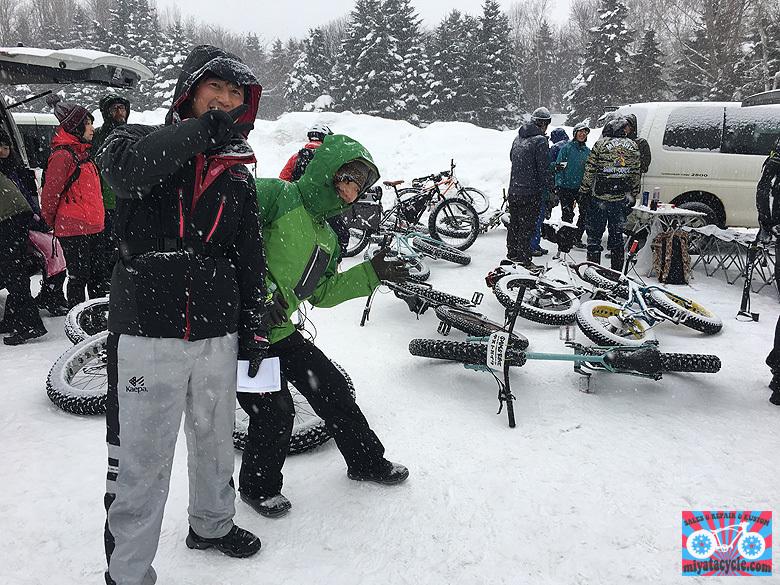 ファットバイク試乗会のご報告!!_e0126901_18312161.jpg