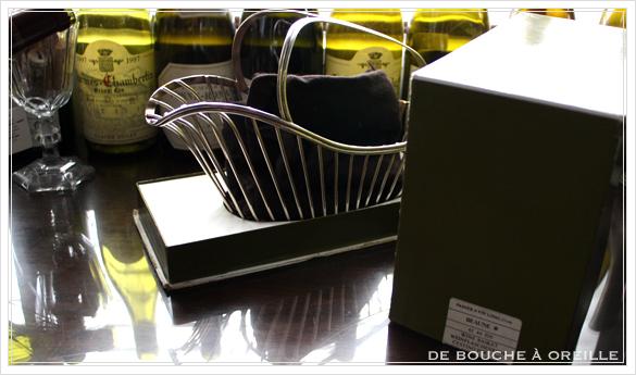porte bouteille クリストフル製 アンティークのパニエ その2 ボトルバスケット_d0184921_1785759.jpg