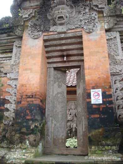 サラスワティ像の思い出とマントラ Kenangan Patung Saraswati dan Mantra_a0120328_13461489.jpg