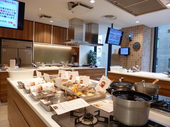 西部ガスキッチンスタジオ@福岡でお教室させて頂きました(^^♪_b0204930_20012252.jpg
