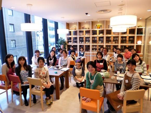西部ガスキッチンスタジオ@福岡でお教室させて頂きました(^^♪_b0204930_20015554.jpg