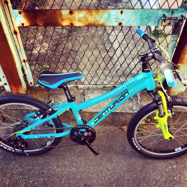 2017 CENTURION センチュリオン  R'BOCK 20 SHOX R'ボック 20 ショックス キッズバイク 子供自転車 リピトキッズ 20インチ KIDS おしゃれ子供車_b0212032_20474619.jpg