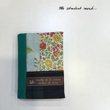 掲載本のお知らせ『私のお金ノート術』&生徒さんの素敵作品のご紹介♪_f0023333_07241695.jpg
