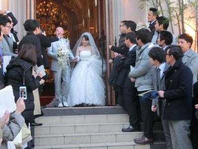 Happy Wedding♪_f0019247_21124753.jpg