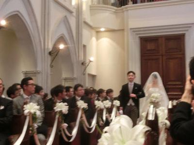 Happy Wedding♪_f0019247_219813.jpg