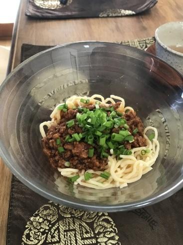 ジャージャー麺、上海冷麺、ウズラシュウマイレッスン_a0175348_21151178.jpg