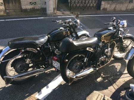 MC【1958 Velocette Venom】_c0217759_21225757.jpg