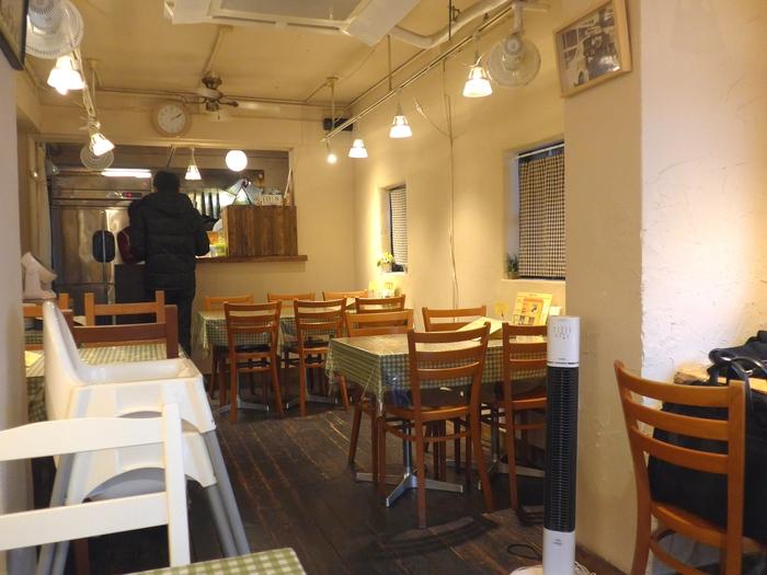 吉祥寺「ヨシダゴハン」へ行く。_f0232060_1431249.jpg