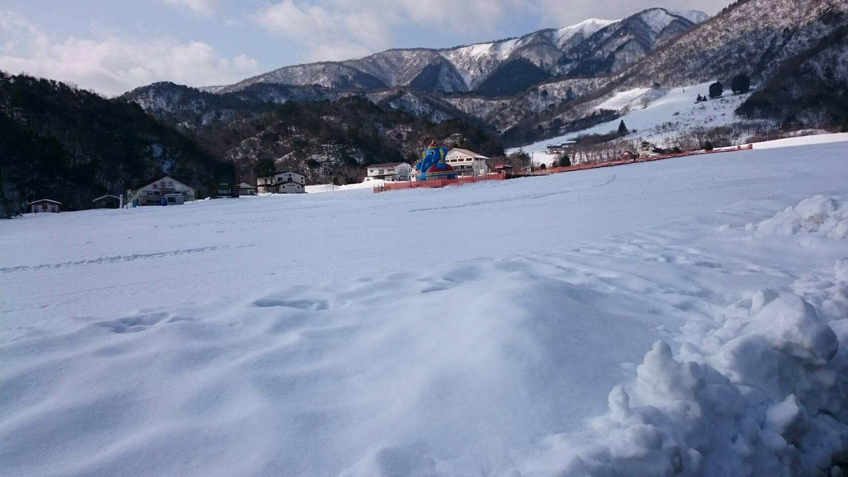 雪遊び行ってきました。_c0151262_21021249.jpg