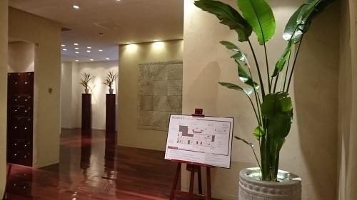 JRタワーホテル札幌 ファウンテンズクラブ_c0100865_09245342.jpg