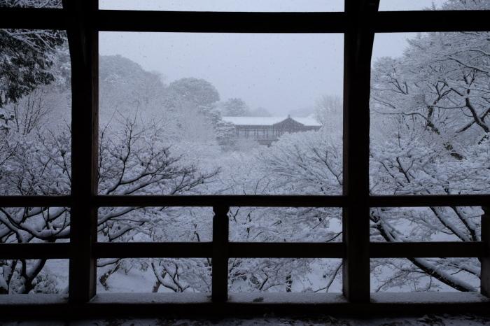 京都  東福寺  1/15 雪積もったけど1時間半しか時間ないの巻_f0021869_00325259.jpg