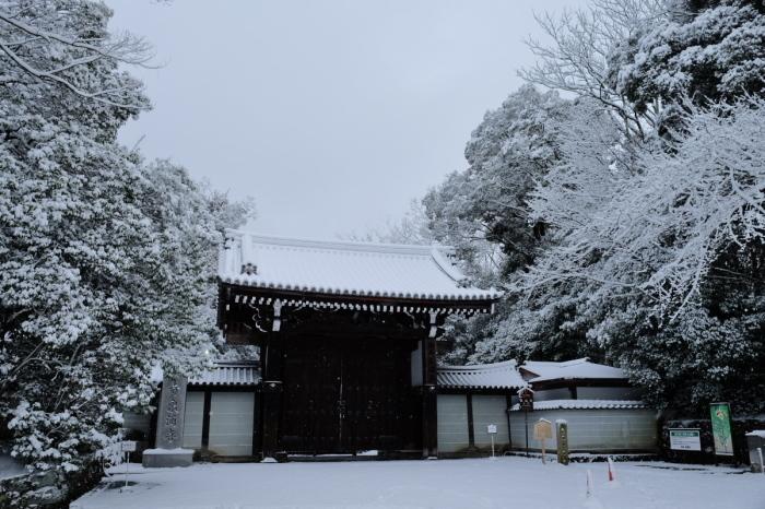 京都  東福寺界隈  1/15 雪積もったけど1時間半しか時間ないの巻_f0021869_22160327.jpg