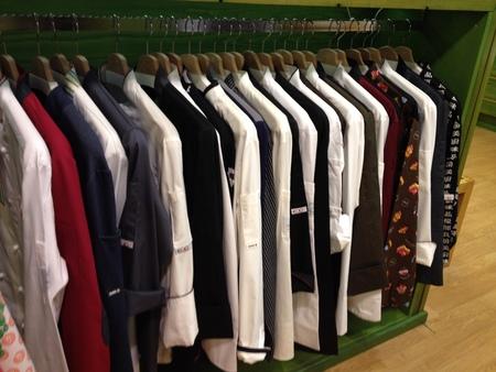 フィレンツェ中心街にあるコック服の専門店_a0136671_2205251.jpg