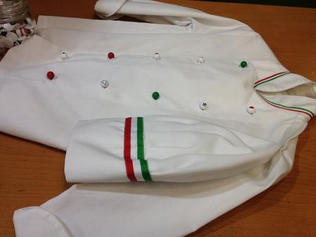 フィレンツェ中心街にあるコック服の専門店_a0136671_226697.jpg