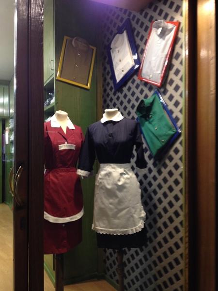 フィレンツェ中心街にあるコック服の専門店_a0136671_2642100.jpg