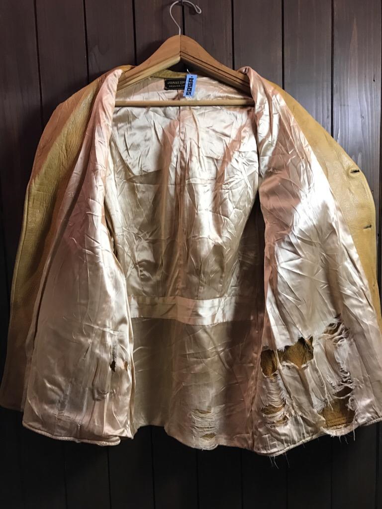 神戸店1/25(水)ヴィンテージ入荷!#2 50\'s HbarC Black Rayon Western Blouson!Mix Item!!!_c0078587_1924852.jpg
