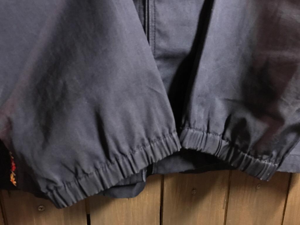 神戸店1/25(水)ヴィンテージ入荷!#2 50\'s HbarC Black Rayon Western Blouson!Mix Item!!!_c0078587_1930322.jpg