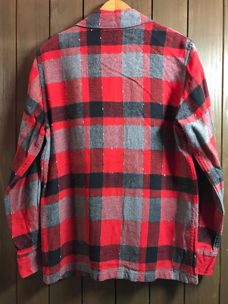 神戸店1/25(水)ヴィンテージ入荷!#2 50\'s HbarC Black Rayon Western Blouson!Mix Item!!!_c0078587_19333170.jpg