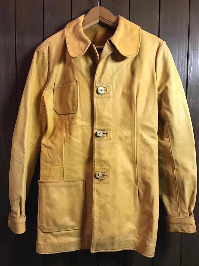 神戸店1/25(水)ヴィンテージ入荷!#2 50\'s HbarC Black Rayon Western Blouson!Mix Item!!!_c0078587_1941137.jpg